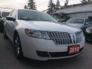 Used 2010 Lincoln MKZ AWD w/Leather Sunroof Bluetooth Alloys EXTRA CLEAN for sale in Scarborough, ON