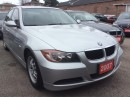 Used 2007 BMW 3 Series 323i LOW KM 136K w/Leather Sunroof Alloys AUX for sale in Scarborough, ON