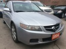 Used 2004 Acura TSX $GREAT DEAL$ Leather Sunroof Alloys Loaded! for sale in Scarborough, ON