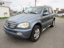 Used 2005 Mercedes-Benz ML 350 Elegance, Leather, Roof for sale in Scarborough, ON