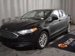 Used 2017 Ford Fusion S 4dr Front-wheel Drive Sedan for sale in Red Deer, AB