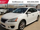 Used 2014 Nissan Sentra Great Value, SR Edition, Upgraded Stereo, Alloy Wheels, Blue Tooth... for sale in Edmonton, AB