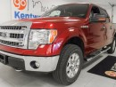 Used 2014 Ford F-150 XLT- XTR package! 6 SEATS! and a majestic red! for sale in Edmonton, AB