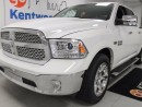 Used 2015 Dodge Ram 1500 Laramie 5.7L with leather heated seats! NAV! sunroof! for sale in Edmonton, AB