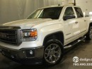 Used 2014 GMC Sierra 1500 SLT - GPS NAVIGATION - REAR BACK UP CAMERA - HEATED AND VENTILATED FRONT SEATS - LEATHER for sale in Edmonton, AB