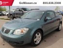 Used 2009 Pontiac G5 SE 2dr Coupe for sale in Edmonton, AB