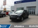 Used 2017 Hyundai Santa Fe Sport Leather Pano Roof Back-up Cam for sale in Edmonton, AB