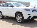 Used 2014 Jeep Grand Cherokee 4x4, DIESEL, SUNROOF, LEATHER, HEATED WHEEL, BLUETOOTH for sale in Edmonton, AB