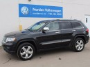 Used 2012 Jeep Grand Cherokee Overland for sale in Edmonton, AB