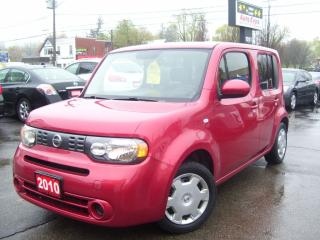 Used 2010 Nissan Cube 1.8 S for sale in Kitchener, ON