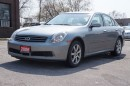 Used 2006 Infiniti G35X Luxury  ** No Accident - Mint Condition ** for sale in North York, ON
