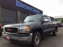 Used 2000 GMC Sierra 1500 SLE for sale in Surrey, BC