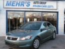 Used 2008 Honda Accord LX LOADED DEALER MAINTAINED MINT COND AUTO for sale in Scarborough, ON