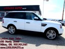 Used 2011 Land Rover Range Rover Sport HSE Navigation Camera Certified 2YR Warrant for sale in Milton, ON