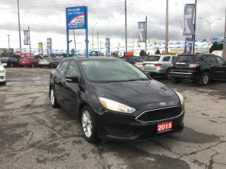 Used 2015 Ford Focus SE | CAM | BLUETOOTH | HEATED SEATS for sale in London, ON