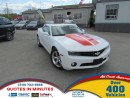 Used 2011 Chevrolet Camaro 2LT | HEATED SEATS | LEATHER | ROOF | SAT for sale in London, ON