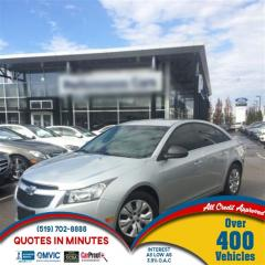 Used 2012 Chevrolet Cruze LS   CLEAN   MUST SEE for sale in London, ON