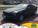 Used 2013 Ford Mustang V6 | MANUAL | LEATHER | SUMMER READY for sale in London, ON