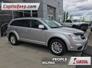 Used 2013 Dodge Journey SXT| DVD| HEATED SEATS| BLUETOOTH|BACK UP CAMERA for sale in Edmonton, AB