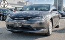 Used 2015 Chrysler 200 LX for sale in Surrey, BC