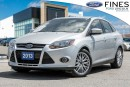 Used 2013 Ford Focus Titanium - LEATHER, MOONROOF, BRAND NEW TIRES! for sale in Bolton, ON