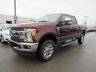 Used 2017 Ford F-350 Super Duty SRW *DEMO* Lariat 6.2L V8 4x4 Gas for sale in Midland, ON