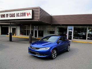 Used 2016 Chrysler 200 S SPORT for sale in Langley, BC