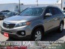 Used 2012 Kia Sorento LX...ROAD TRIP WORTHY!!! for sale in Grimsby, ON