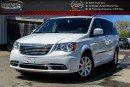 Used 2016 Chrysler Town & Country Touring|Navi|Bluetooth!Backup Cam|Pwr Sliding Doors|17