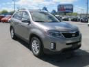 Used 2014 Kia Sorento LX for sale in Kingston, ON