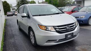 Used 2014 Honda Odyssey EX-L for sale in Richmond, ON