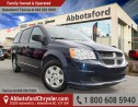 Used 2013 Dodge Grand Caravan SE/SXT w/ Stow & Go, Bluetooth, and Tri-Zone Climate for sale in Abbotsford, BC