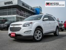 Used 2016 Chevrolet Equinox for sale in Ottawa, ON