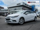 Used 2017 Chevrolet Cruze for sale in Ottawa, ON
