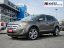 Used 2013 Ford Edge LIMITED, SUNROOF, NAV, 2 SETS OF TIRES for sale in Ottawa, ON