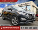 Used 2014 Hyundai Santa Fe Sport 2.0T Limited One Owner & Accident Free! for sale in Abbotsford, BC