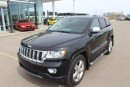 Used 2013 Jeep Grand Cherokee Overland 4D Utility 4WD for sale in Edmonton, AB