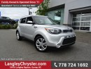 Used 2015 Kia Soul EX ACCIDENT FREE w/ BLUETOOTH, HEATED FRONT SEATS & MULTIPLE STEERING MODES for sale in Surrey, BC