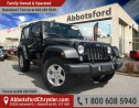 Used 2014 Jeep Wrangler Sport One Owner, Low Kilometers for sale in Abbotsford, BC