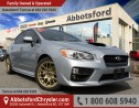 Used 2015 Subaru WRX Base All-Wheel Drive for sale in Abbotsford, BC