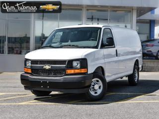 New 2017 Chevrolet Express 2500 1WT for sale in Gloucester, ON