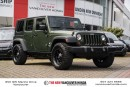 Used 2009 Jeep Wrangler Unlimited X 4D Utility 4WD for sale in Vancouver, BC