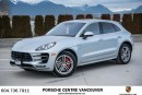 Used 2015 Porsche Macan Turbo Porsche Approved Certified. for sale in Vancouver, BC