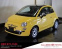 Used 2012 Fiat 500 Lounge Hatch for sale in Mono, ON