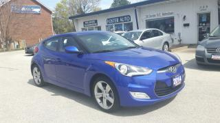 Used 2014 Hyundai Veloster Base for sale in Waterdown, ON