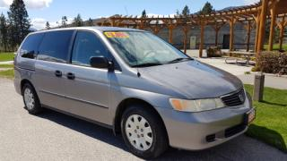 Used 1999 Honda Odyssey LX for sale in West Kelowna, BC