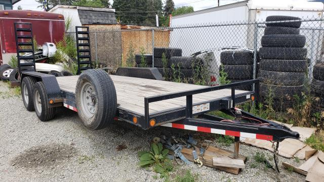 2015 Load Trail EQUPMENT TRAILER
