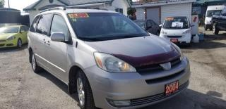 Used 2004 Toyota Sienna LE - 7 Passenger for sale in West Kelowna, BC