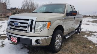 Used 2009 Ford F-150 XLT SUPERCAB 6.5-FT. for sale in West Kelowna, BC