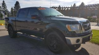 Used 2010 Ford F-150 LARIAT SUPERCREW 5.5 for sale in West Kelowna, BC
